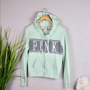 PINK Victoria's Secret zip up hoodie